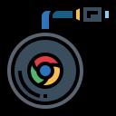 Иконка Chromecast