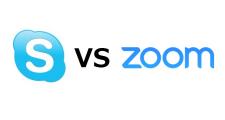 Иконка Skype vs Zoom