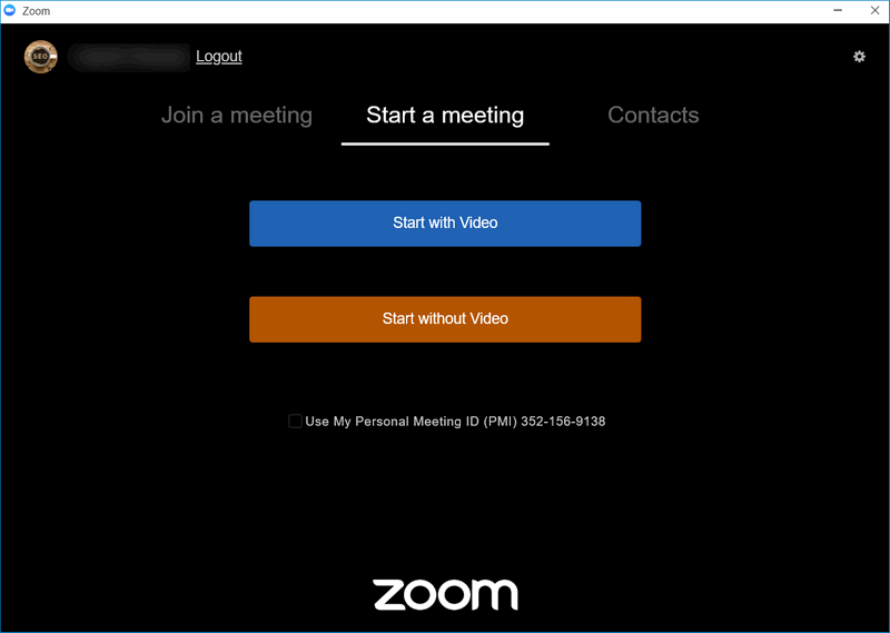 Расширение Zoom